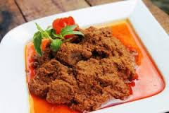 Original Recipes of Rendang From Minangkabau