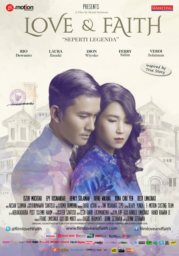 Review Film Love and Faith