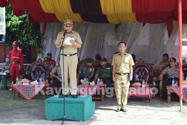 Cegah Karhutlah, BKSDA Sumsel  Kementerian Lingkungan Hidup Dan Kehutanan Resmikan Patroli Terpadu