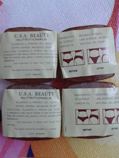 BEAUTY BUTTOCK SOAP