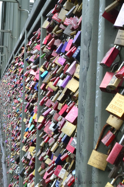 Köln Love Locks