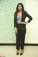 Actress Eesha Looks gorgeous in Blazer and T Shirt at Ami Tumi success meet ~  Exclusive 198.JPG