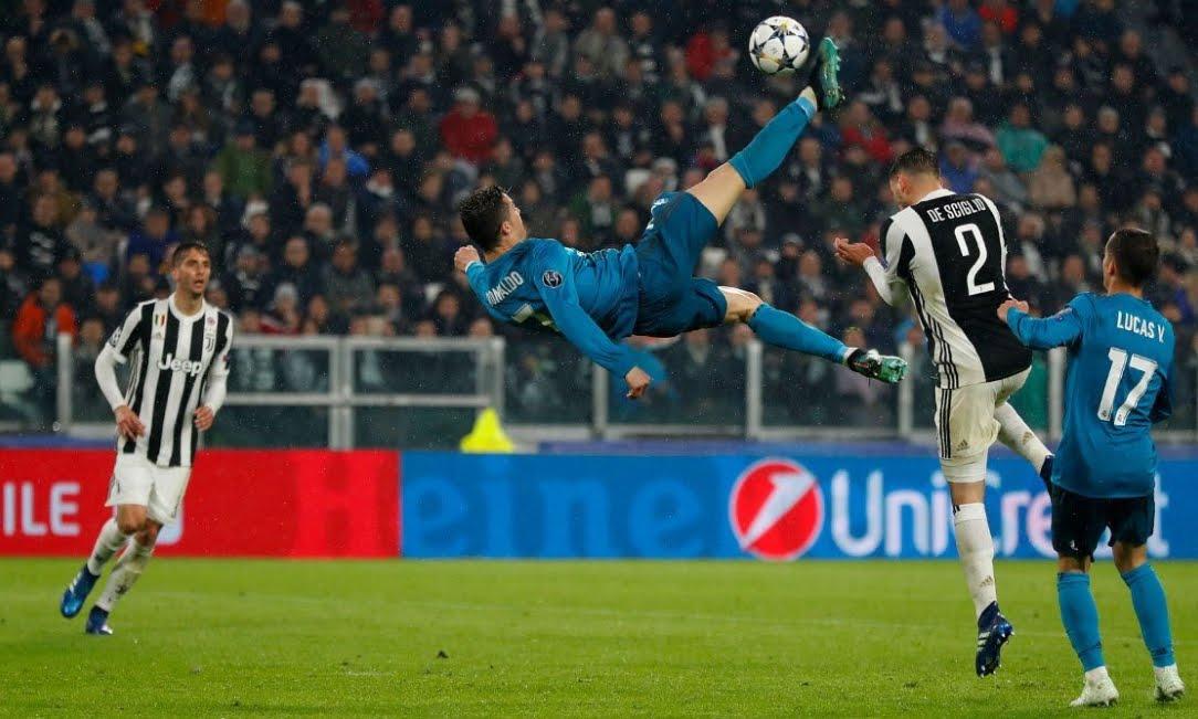 "Juventus disintegrata da un ""marziano"" Cristiano Ronaldo: 0-3 Real Madrid"