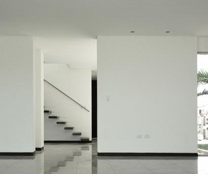 interior rumah minimalis modern mewah 2 lantai