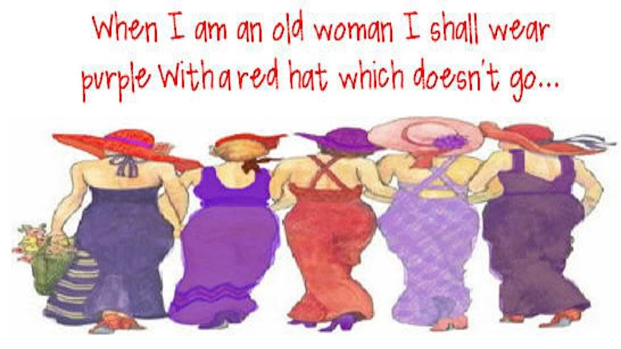 I Wear A Red Hat