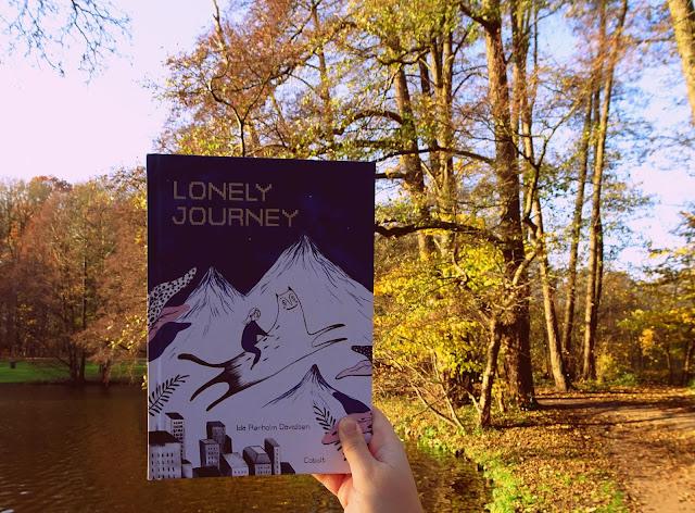 Lonely Journey Ida Rørholm Davidsen