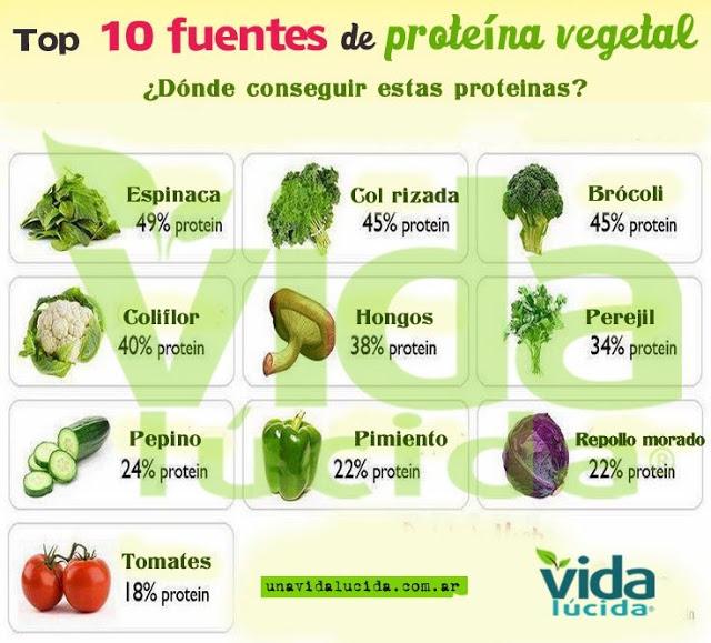 Alimentos Proteicos Vegetales