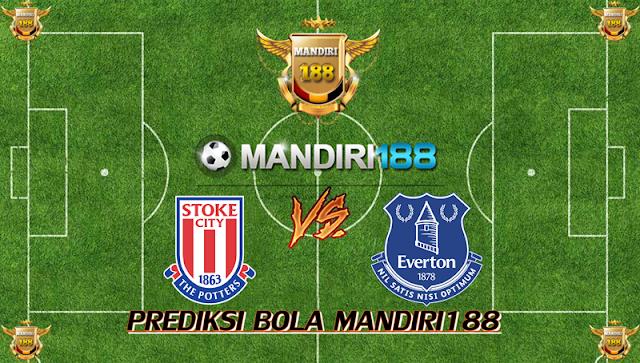 AGEN BOLA - Prediksi Stoke City vs Everton 17 Maret 2018