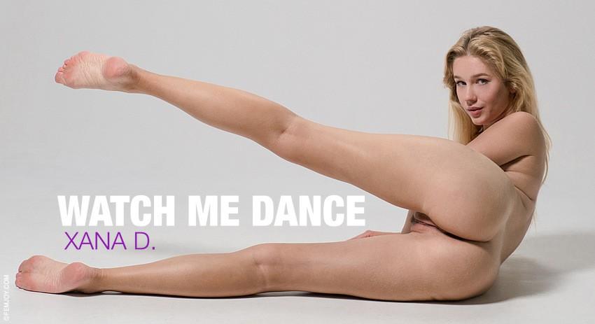 Femjoy – Xana D – Watch Me Dance HDVideo