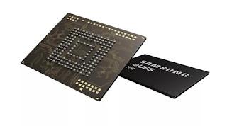 Los próximos dispositivos Samsung con 1 TB de almacenamiento