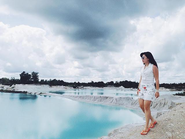 Danau Kaolin, Keindahan yang Tercipta Dibalik Keserakahan