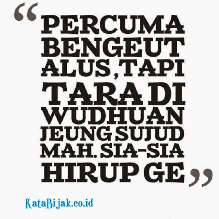 Gambar Dp Bbm Lucu Bahasa Sunda Terbaru Kumpulan Kata Bijak