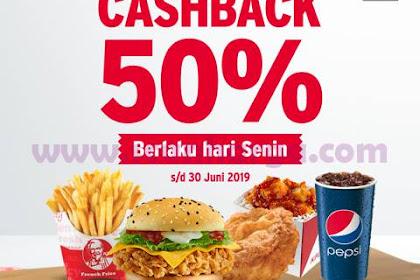 Promo KFC Terbaru Juni 2019