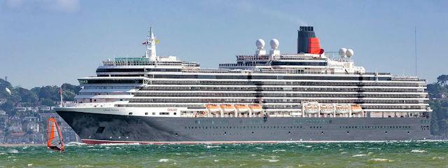 Queen Victoria (C) Cunard Line