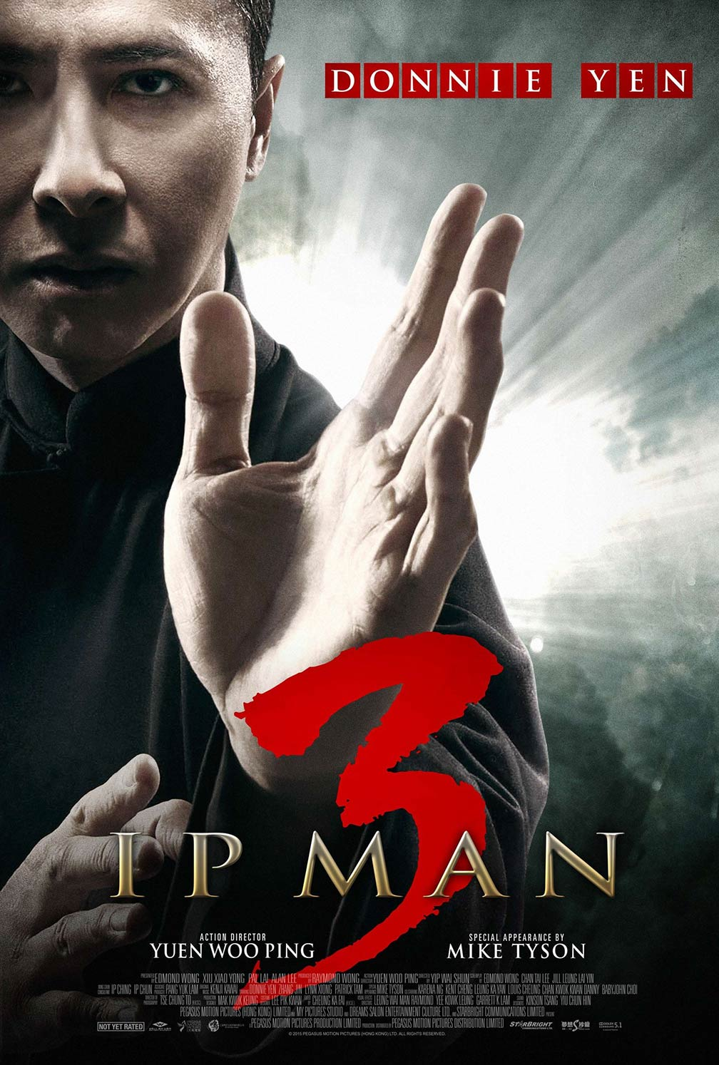 ip man 3 film recenzja donnie yen mike tyson