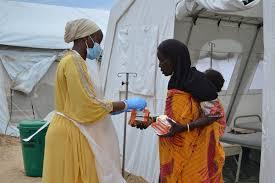 Adamawa cholera outbreak
