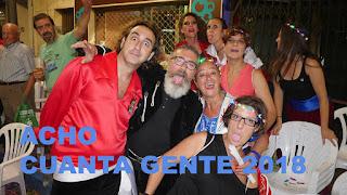 ACHO CUANTA GENTE