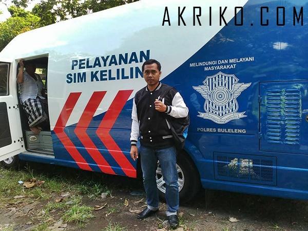 Info Pelayanan SIM Keliling dan SIM Corner di Denpasar