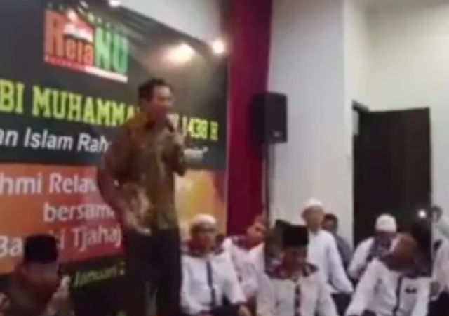 Tausiyah Ahok: Orang Paling Miskin di Jakarta Rata-rata Islam, Yang Nggak Sekolah Umat Islam