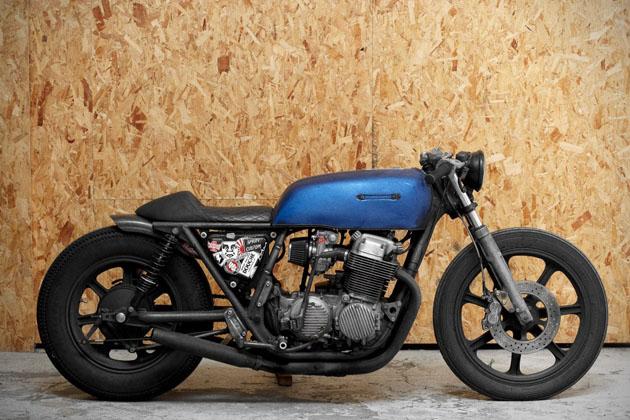 Honda CB750 độ Cafe Racer - Tracker - Scrambler - Bobber đẹp nhất
