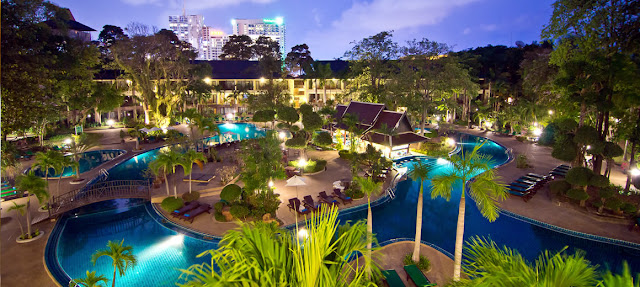 Green Park Resort Pattaya