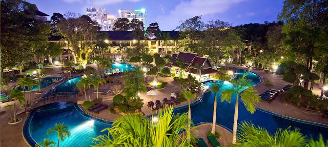 Green Park Resort Pattaya - Foto: Hotel