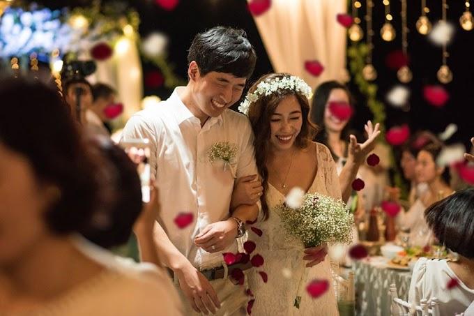 Hannah & JinFinal Wedding