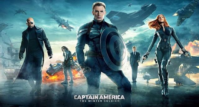 Scarlett Johansson Filmleri - Kaptan Amerika Kış Askeri - Kurgu Gücü
