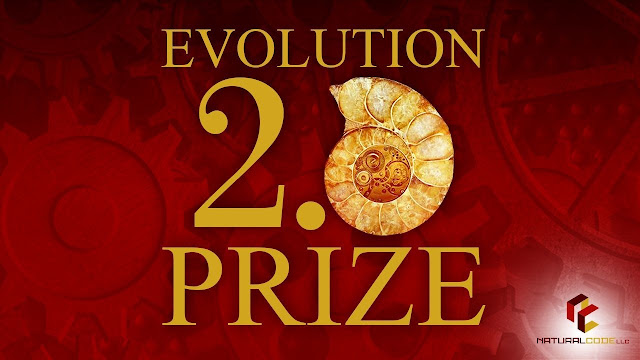 Evolution 2.0 Prize - Logo