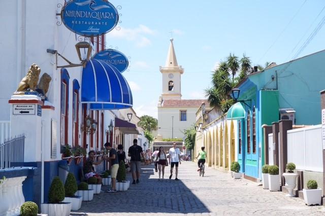 centro historico de Morretes