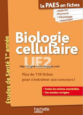 Télécharger Livre Gratuit 110 Fiches corrigées en Biologie cellulaire pdf