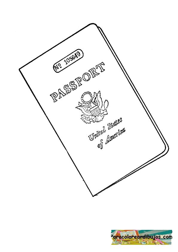 Imagenes De Un Pasaporte Mexicano