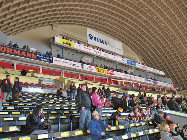 Czech Hockey Report Rink Tipsport Arena In Prague