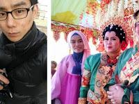 Selepas Pertemanan Di Facebook, Akhirnya Pria Korea Nikahi Gadis Bugis