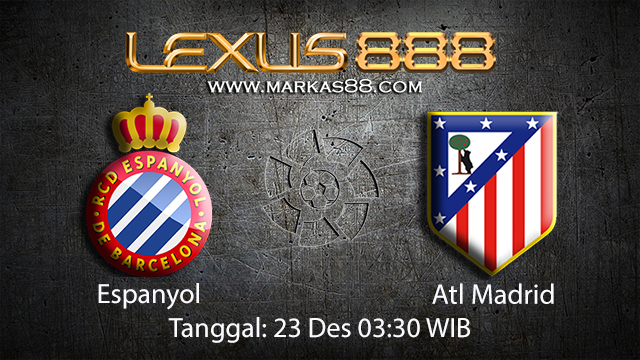 PREDIKSIBOLA - PREDIKSI TARUHAN BOLA ESPANYOL VS ATL. MADRID 23 DESEMBER 2017 ( SPANISH LA LIGA )