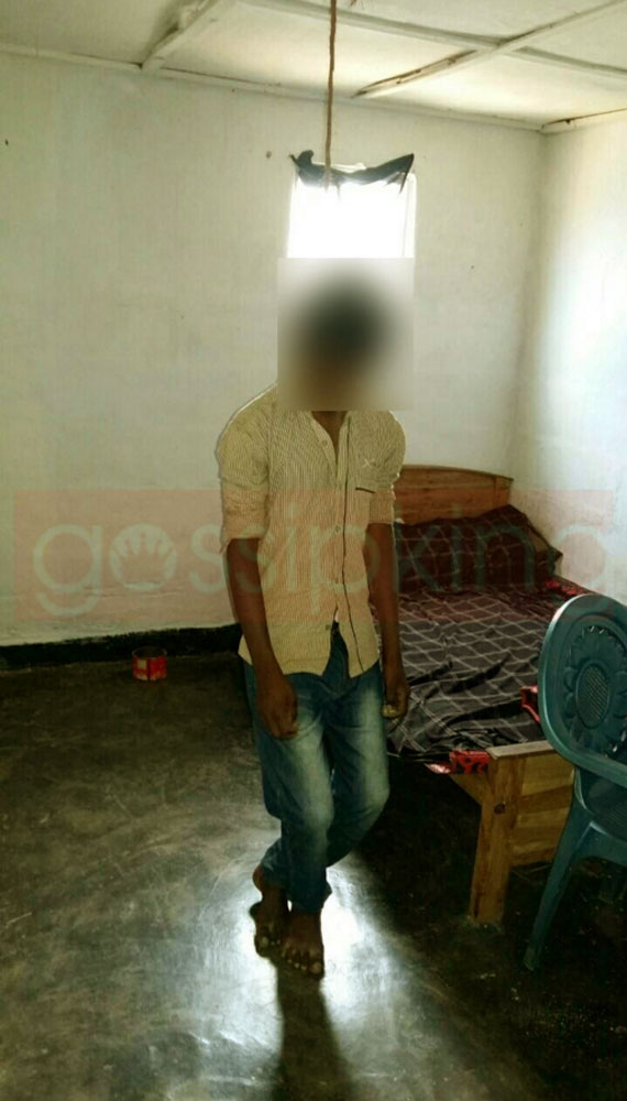 14-year-old boy commits suicide by hanging in Bagawantalawa