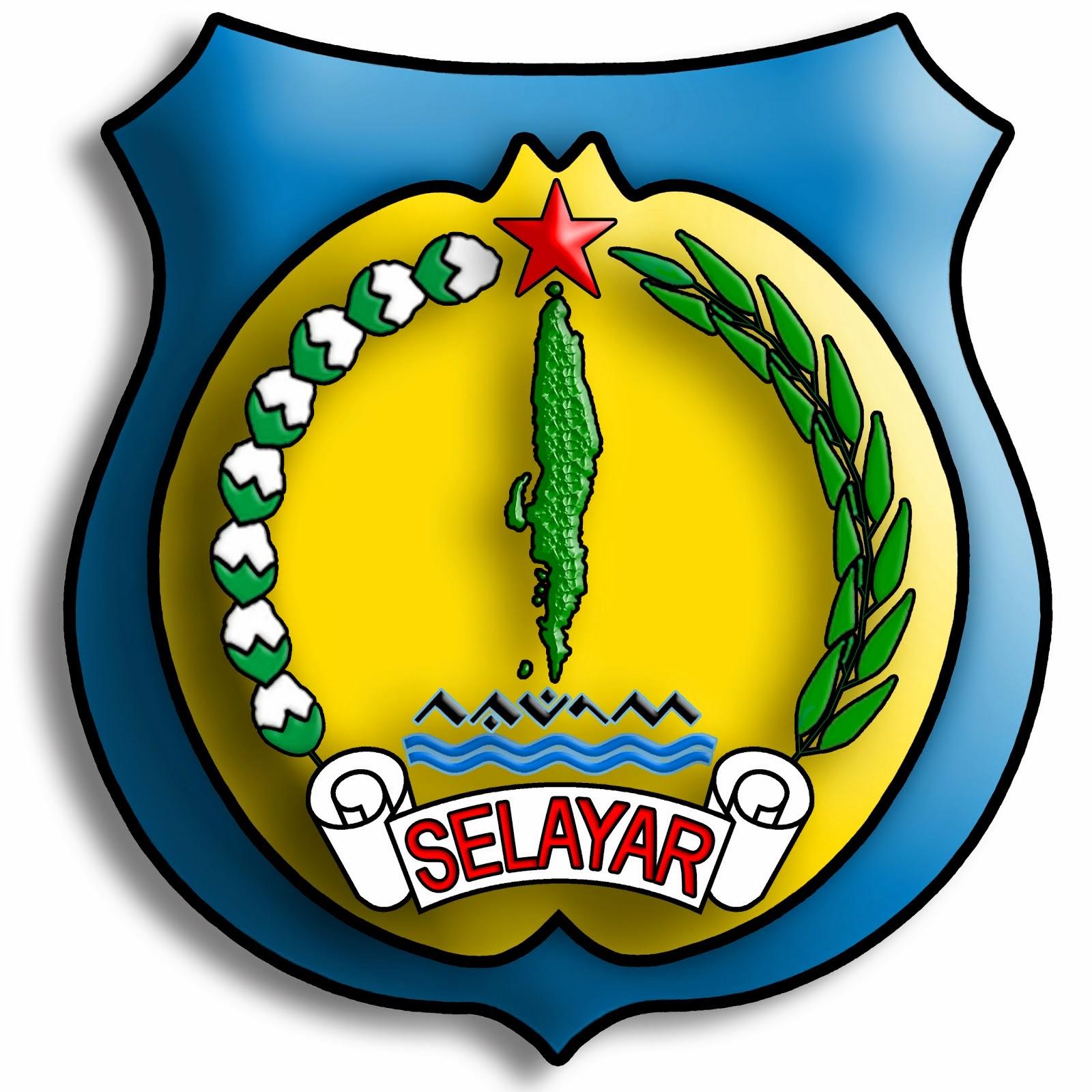 Logo Kabupaten Kota Logo Kabupaten Kepulauan Selayar Sulawesi Selatan