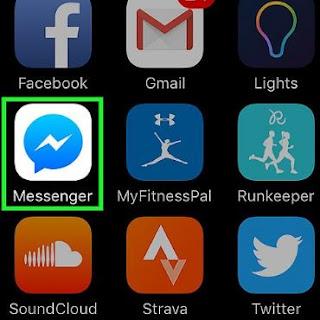 Cara Menghilangkan Foto yang Dibagikan di FB Messenger