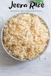 Jeera rice, cumin rice