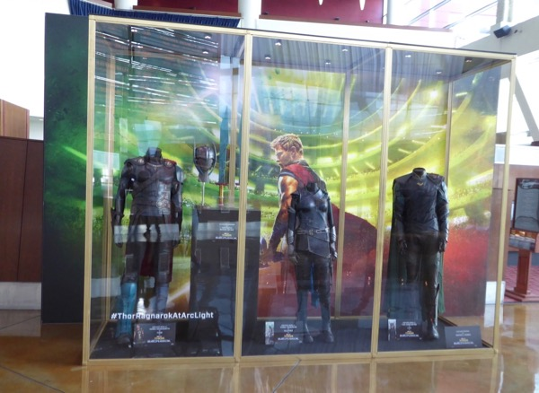 Thor Ragnarok movie costumes