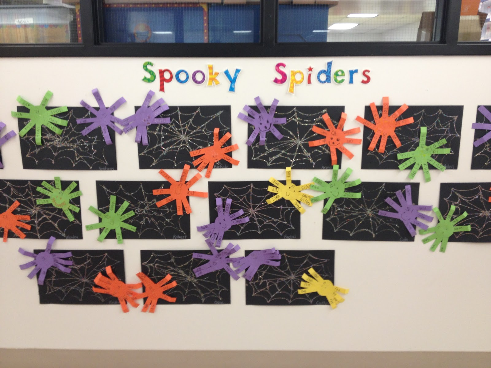 First Grade Smiles Last Minute Halloween Crafts