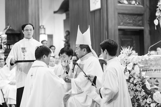 Lễ truyền chức Phó tế và Linh mục tại Giáo phận Lạng Sơn Cao Bằng 27.12.2017 - Ảnh minh hoạ 190