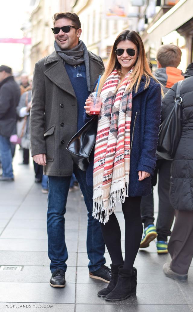 Marin Roje, ekonomist i Antonia Griparić, studentica prava, oboje iz Splita