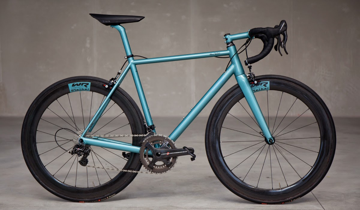 Italian Cycling Journal Stelbel Returns