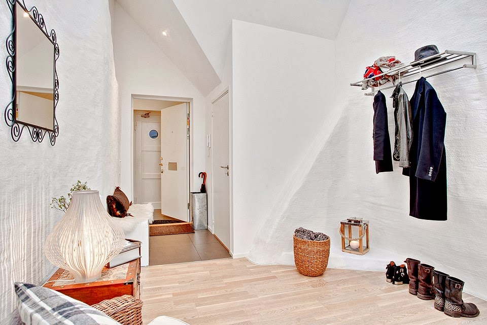 amenajari, interioare, decoratiuni, decor, design interior, penthouse, duplex,  hol