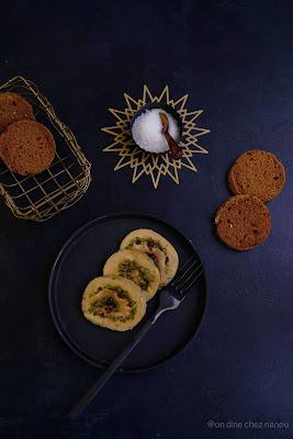 foie gras maison , pistaches et cranberries , facile à faire