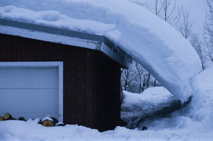 FORREST GLADDING: Cordova, Alaska is buried in Snow! Shredding Snow