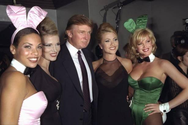 ما فعله الرئيس ترامب مع ملكة جمال الكون لا يصدق!!!