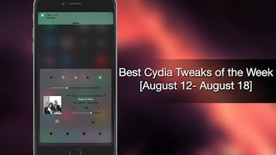 Best Tweaks On Cydia: Top of the week - AUGUST 2015